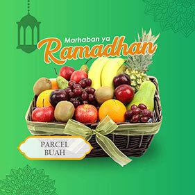Mini Banner Parcel Buah Ramadhan