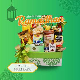Mini Banner Parcel Ramadhan
